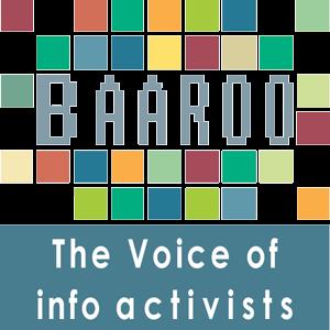 Baaroo Podcast Logo